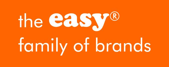 The easy family of brands